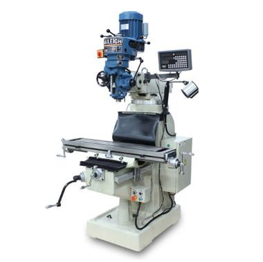 Baileigh Industrial VM-942E-1 Vertical Knee Mill