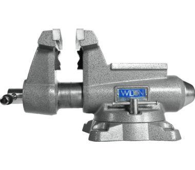 """Wilton 865M Mechanics Pro 6-1/2"""" Vise with Swivel Base"""