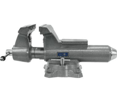 "Wilton 8100M Mechanics Pro 10"" Vise with Swivel Base"