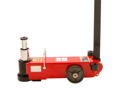 Aff 546sd 25 10 Ton Two Stage Air Hydraulic Axle Jack