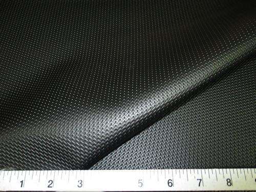 Discount Fabric Marine Vinyl Outdoor Upholstery Black Pantera Diamond MA11