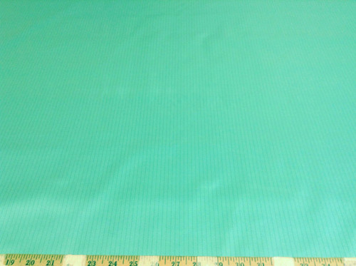 Copy of Discount Fabric Ripstop Rip Stop Carbon Stripe Water Resistant Persian Green RS1