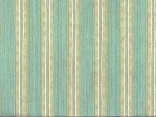 Discount Fabric Richloom Upholstery Drapery Sateen Slim Seamist Mint Stripe OO23