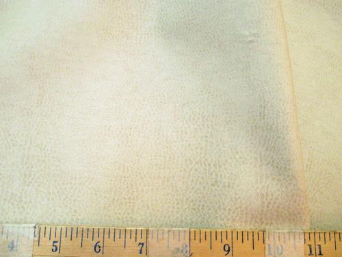 Discount Fabric Richloom Tough Faux Leather Pleather Vinyl Lattimer Cream SS20
