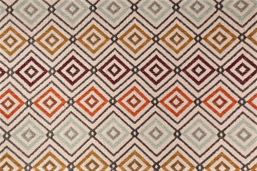 Fabric Richloom Upholstery Drapery Deposit Sunset Diamond Jacquard Yarn Dye GG11