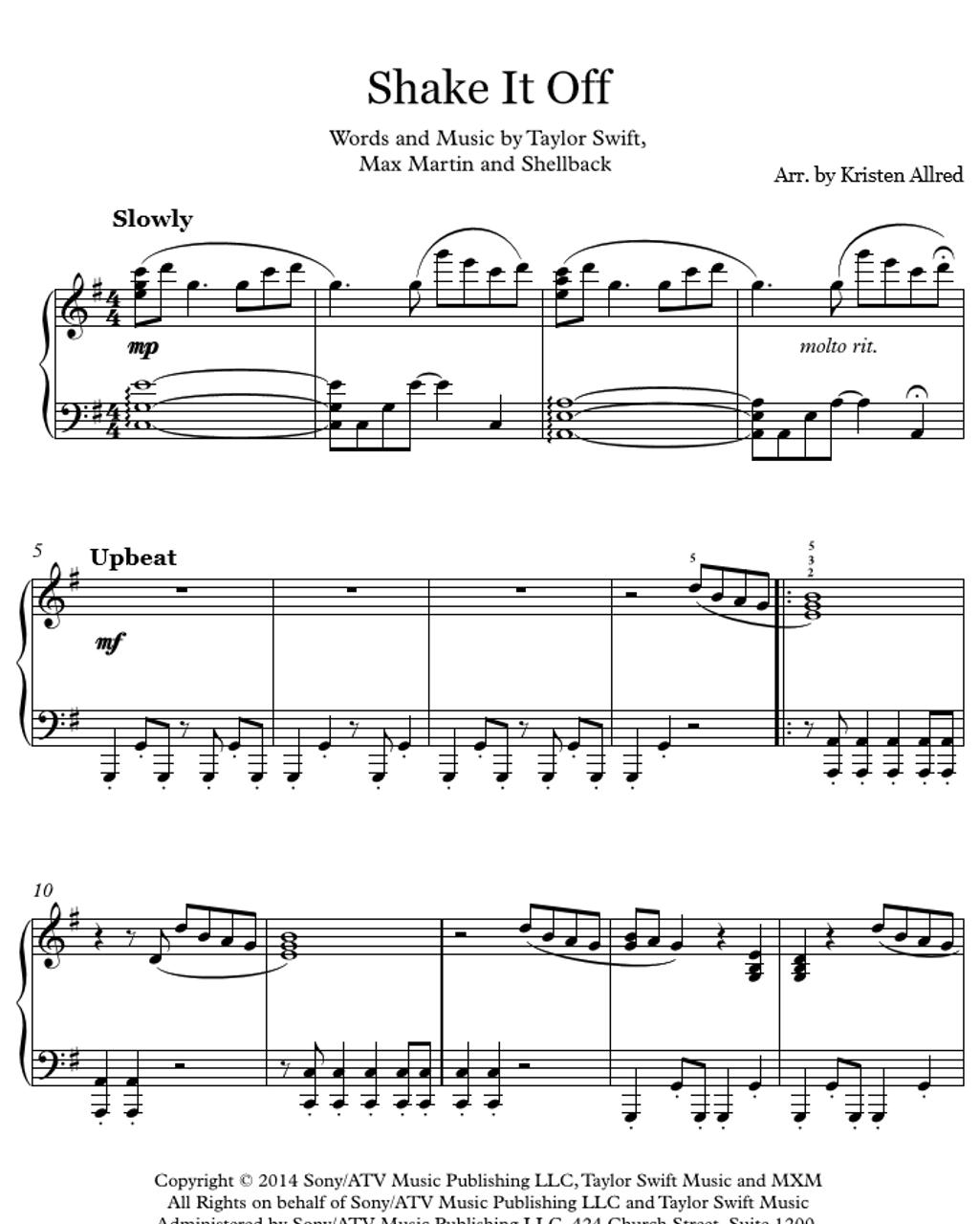 Piano piano sheet music stay rihanna : Stay by Rihanna and Mikky Ekko- Easy Piano Sheet Music Download