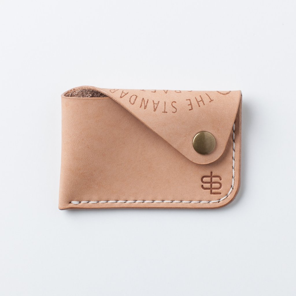 Snap Wallet - Natural
