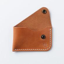 Snap Wallet - Tan