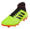 Adidas Predator 18.3 FG - Solar Yellow/Core Black/Solar Red (91518)