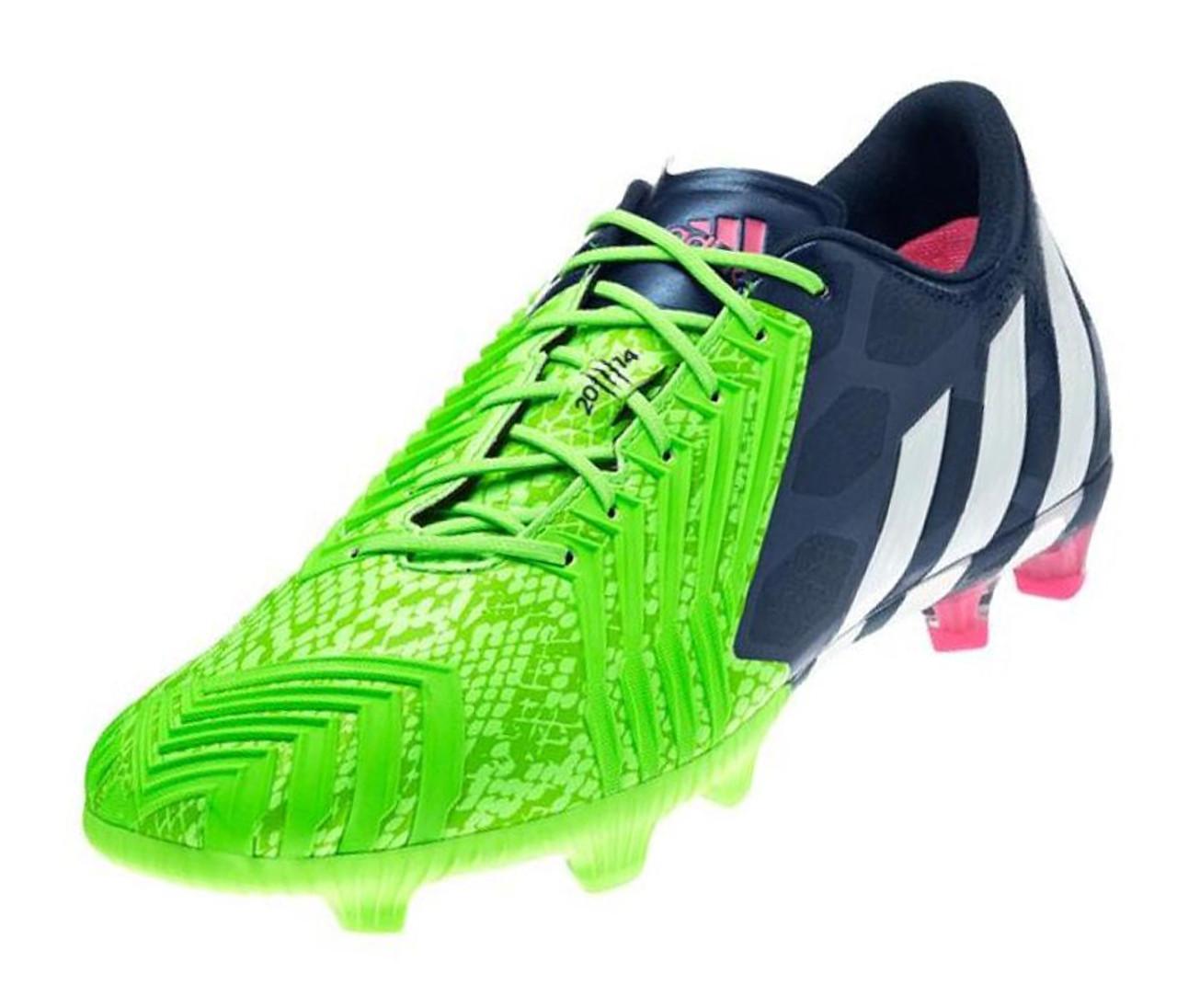 9f61b997ac2c adidas Predator Instinct FG - Green Black RC (122217) - ohp soccer