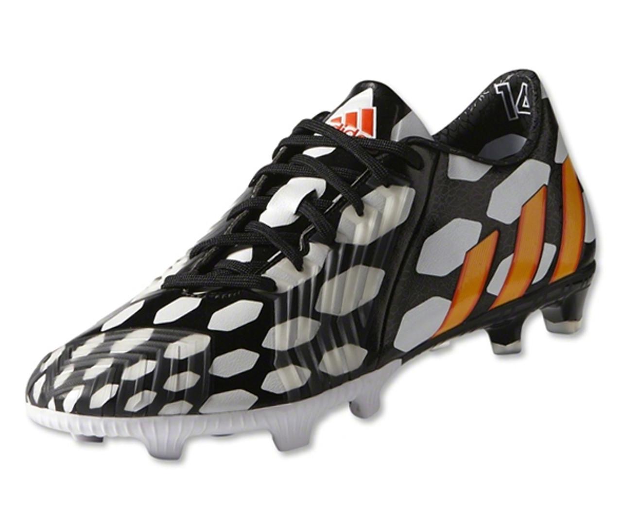 a9428ee777c4 adidas Predator Absolion Instinct FG - Black Running White SD (7718) - ohp  soccer