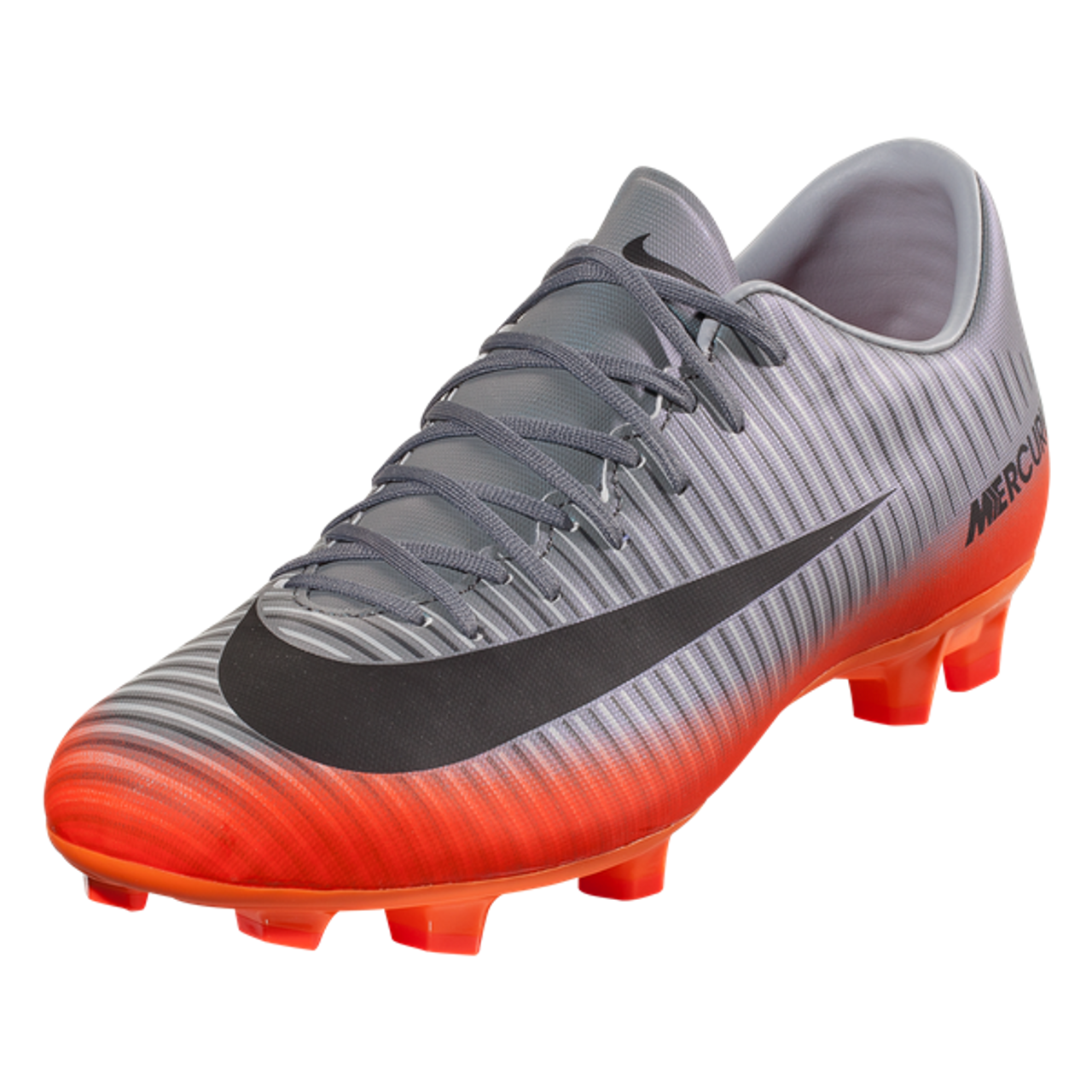sports shoes f5687 b0ae2 Nike Mercurial Victory VI CR7 FG - Cool Grey Metallic Hematite (41417)