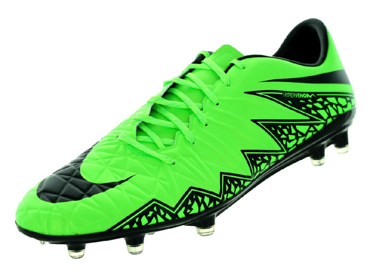 the latest 301f3 46acd Hypervenom Phatal II FG - Green Strike Black (111117)