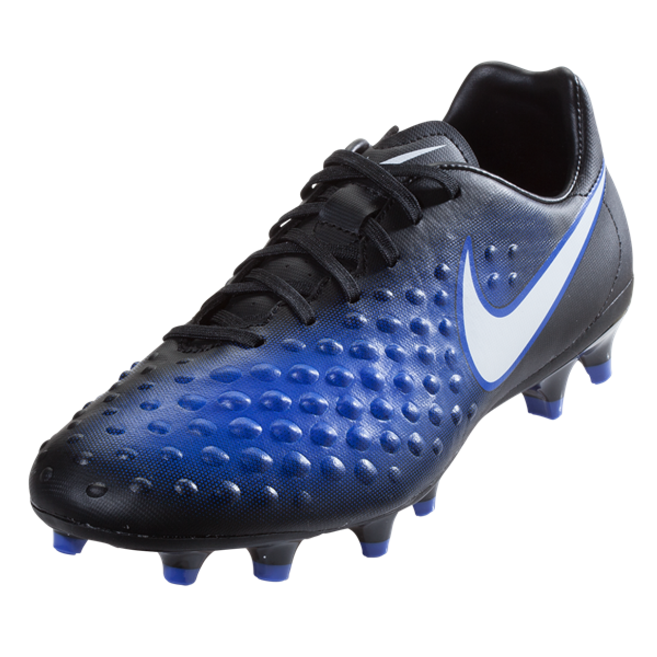 best website b4c8a 340b5 SKU  844411 015 11. Nike Magista Onda II FG - Black White Paramount Blue  (111617)