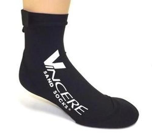 Vincere Sand Sock - Black