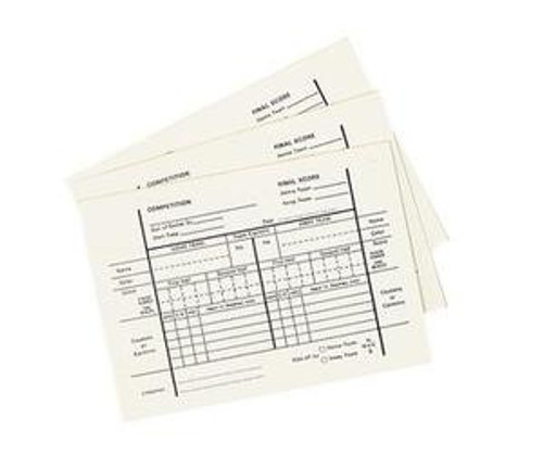 Champion Referee Note Pad