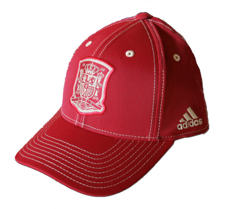 026882c8 adidas Spain Federation Cap - Red SD (11717)