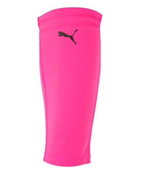 Puma Powerskin Shin Guard Sleeve - Pink