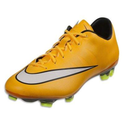 7b578084792a Nike Mercurial Veloce II FG - Laser Orange/Volt RC - ohp soccer