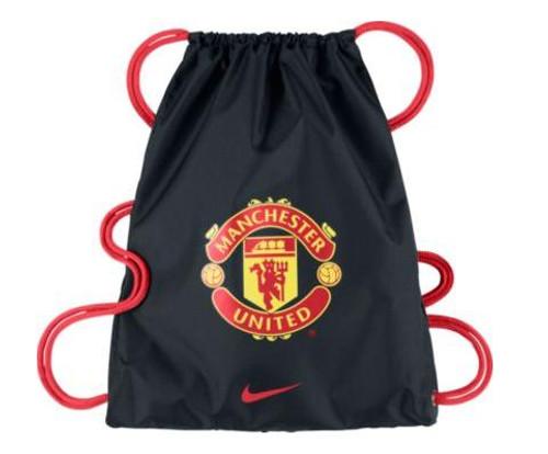 Nike Man U Gymsack 3.0 - Black/Red