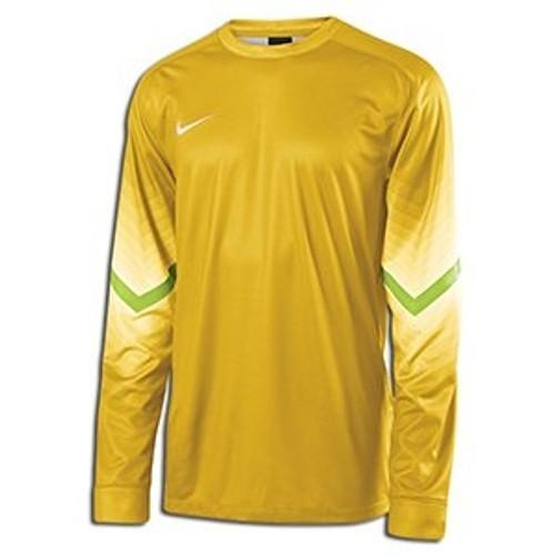 Nike LS Goleiro Goalie Jersey - Gold