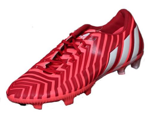 490ead597dcc adidas Womens Predator Instinct FG - Solar Red Flash Red RC - ohp soccer