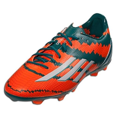 adidas Youth Messi 10.1 FG - Teal/Orange SD (21317)