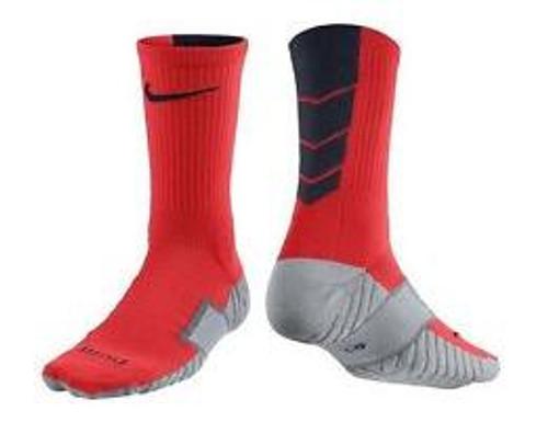 e8b8788c9027 Nike Stadium Crew Sock - Red Black - Cheap Nike Football Boots Sale