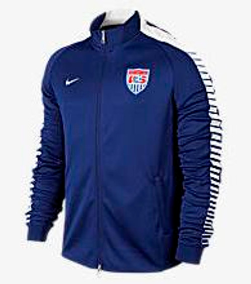 Nike USA Authentic N98 Track Jacket - Blue SD (6318)