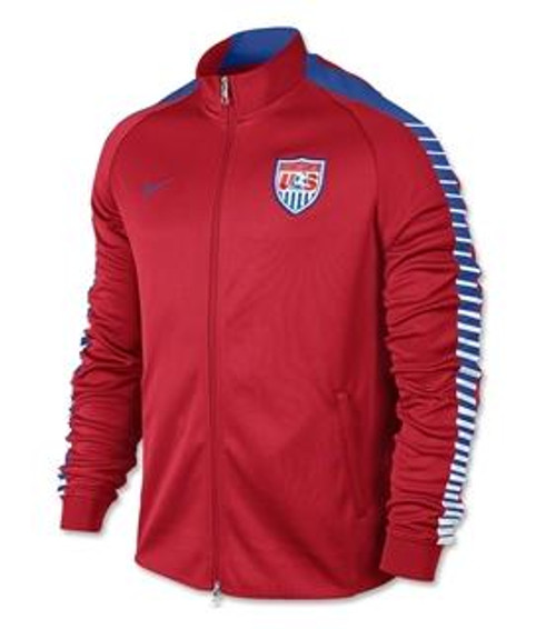 Nike USA Authentic N98 Track Jacket - Red SD (6318)