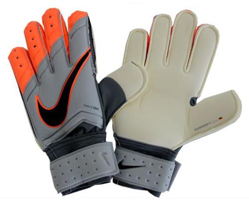 Nike Spyne Pro GK Gloves - Grey/Total Orange