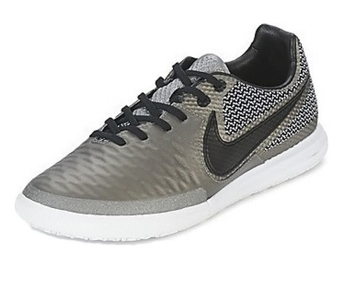 c29312e78 Nike Magista X Finale IC - Metallic Black White (111717)