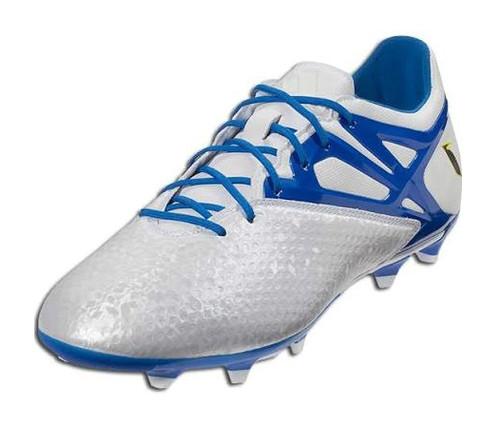 Adidas Messi 15.2 - True White/Prime Blue/Core Black RC B34361 (101518)