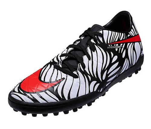Nike Hypervenom Phelon II NJR TF - Black/Bright Crimson/White SD (111617)