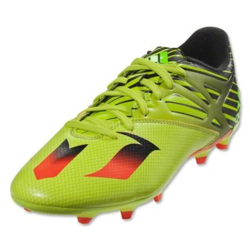 Adidas Messi 15.3 FG AG - Semi Solar Slime Solar Red Core Black ... b7a9db30ddcbb