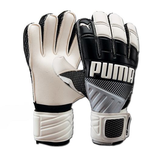 Puma Goalie Gloves - Black/White