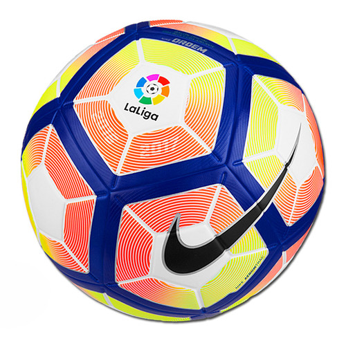 8dc5811afe8 Nike Ordem V Premier League 17 18 Official Match Ball - Yellow ...