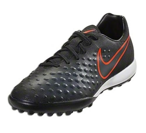 Nike Magista Onda II TF - Black/Total Crimson RC (111617)