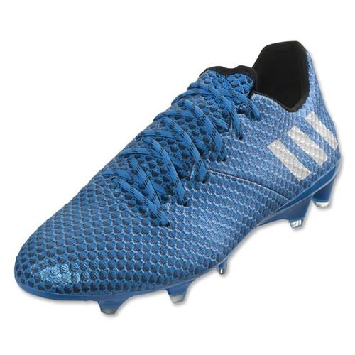 adidas Messi 16.1 FG - Shock Blue/Silver Metallic SD (101518)