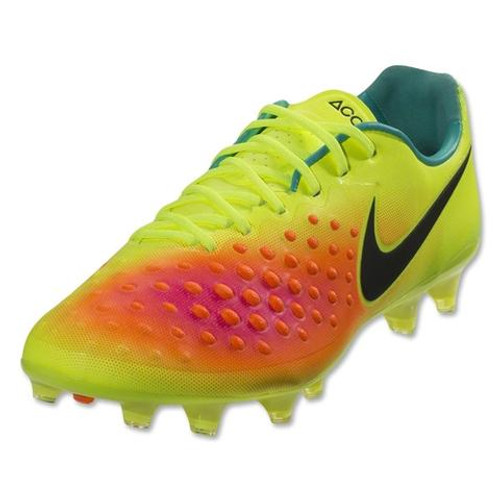 Nike Magista Opus II FG - Volt/Total Orange/Pink Blast/Black (100518)