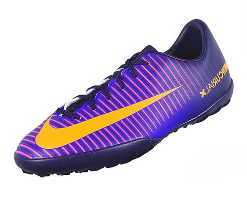 Nike Jr MercurialX Victory VI TF - Purple Dynasty/Hyper Grape/Total Crimson/Bright Citrus