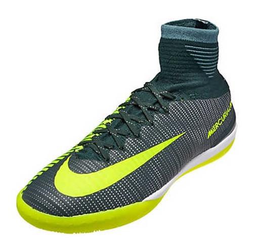 Nike Mercurialx Proximo II CR7 IC - Seaweed/Volt/Hasta/White
