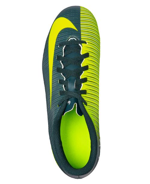 a5a0c8768f5 ... Nike Jr Mercurial Vortex III CR7 FG - Seaweed Volt Hasta White SD ...