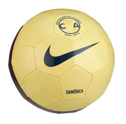 Nike Club America Supporter Ball - Yellow/Blue