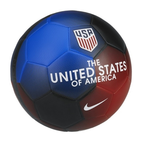 Nike USA Prestige Ball - Red/Royal Blue