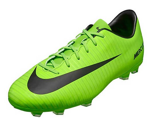 efc36078628 Nike Jr Mercurial Vortex III CR7 FG - Seaweed Volt Hasta White SD ...