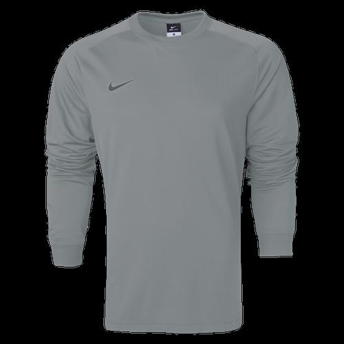 Nike Men's LS GK Park Jersey - Grey