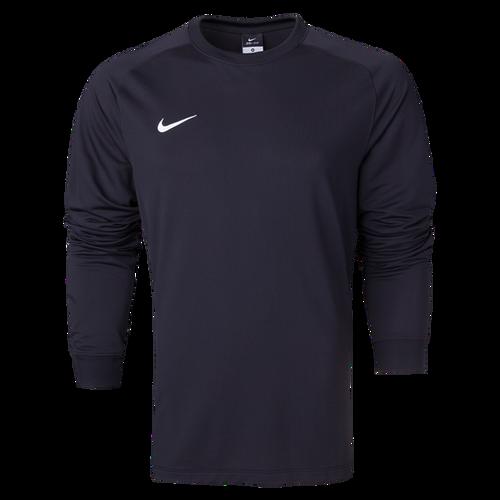 Nike Long Sleeve Park Goalie II Jersey- Black