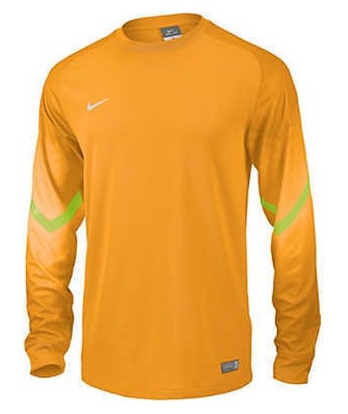 Nike Goleiro Goalkeeper Jersey - Gold