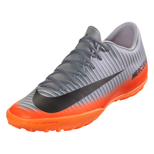 Nike MercurialX Victory VI CR7 TF - Cool Grey/Metallic Hematite (41717)